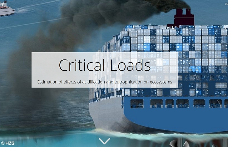Critical Loads Icon - 2